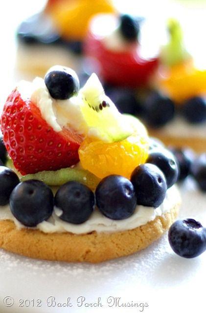 Healthy Store Bought Desserts  Best 25 Fruit pizza dessert ideas only on Pinterest