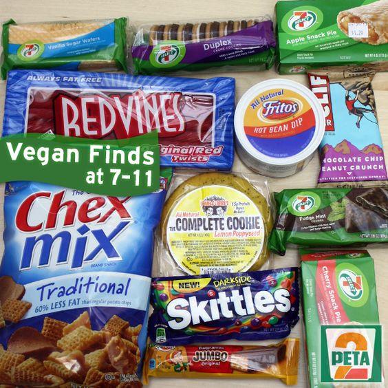 Healthy Store Bought Vegan Snacks  Amazing Vegan Snacks At 7 11 Pinterest