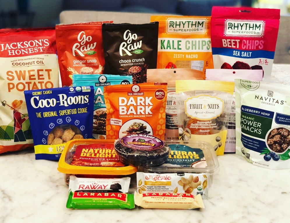 Healthy Store Bought Vegan Snacks  Healthy Snacks you can Lindsay s Healthy Living