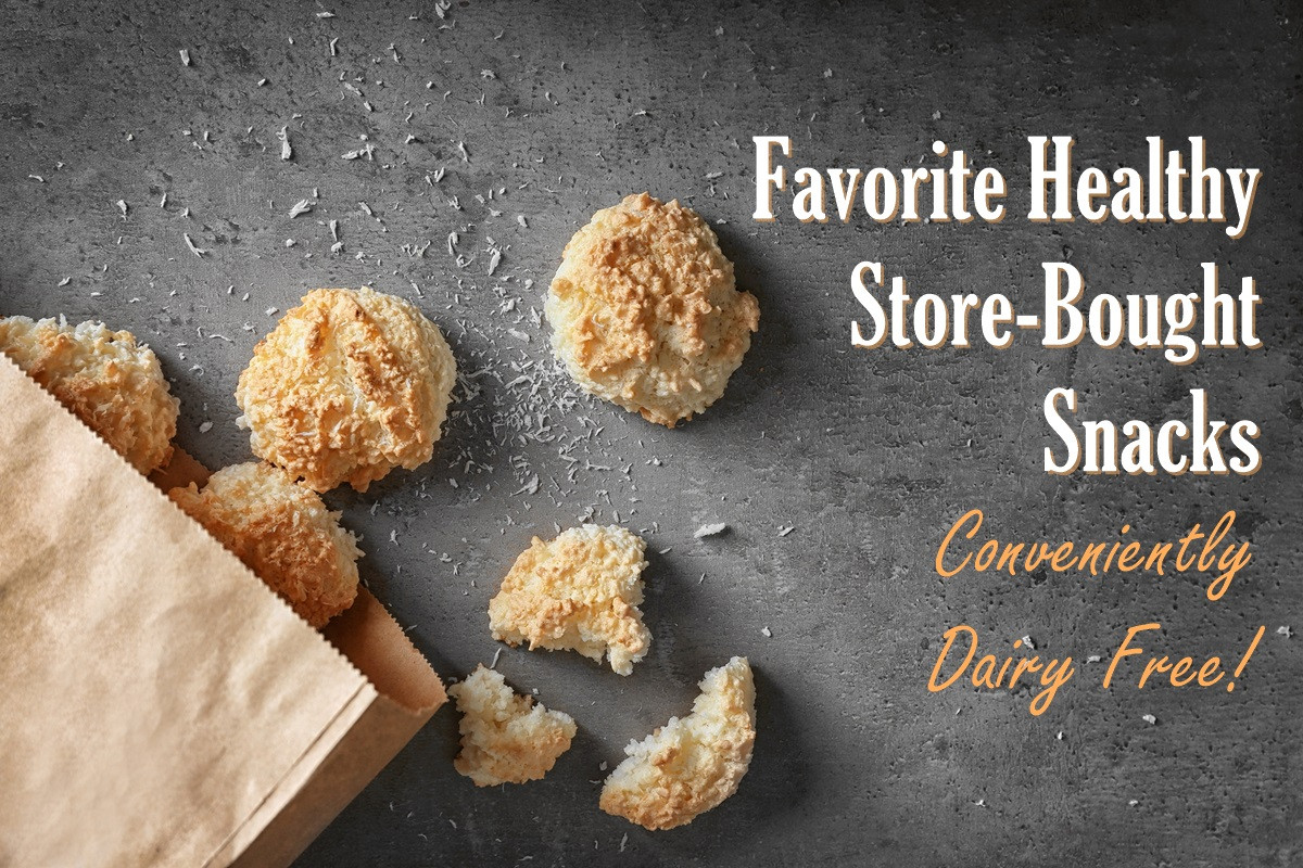 Healthy Store Bought Vegan Snacks  Healthy Store Bought Snacks Our Dairy Free Favorites