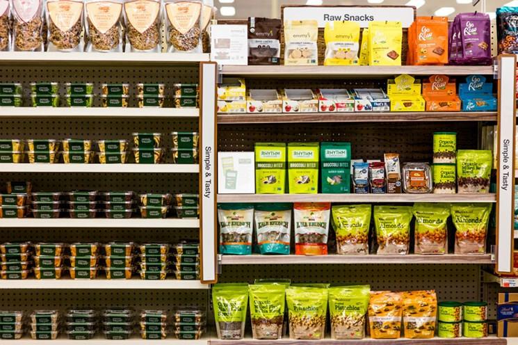 Healthy Store Bought Vegan Snacks  Miami CVS Stores Now fer Vegan Organic and Non GMO