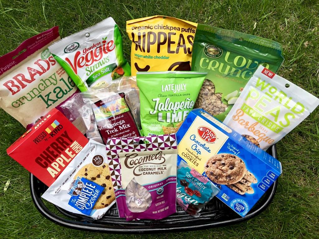 Healthy Store Bought Vegan Snacks  Road Trip Vegan Snack Ideas
