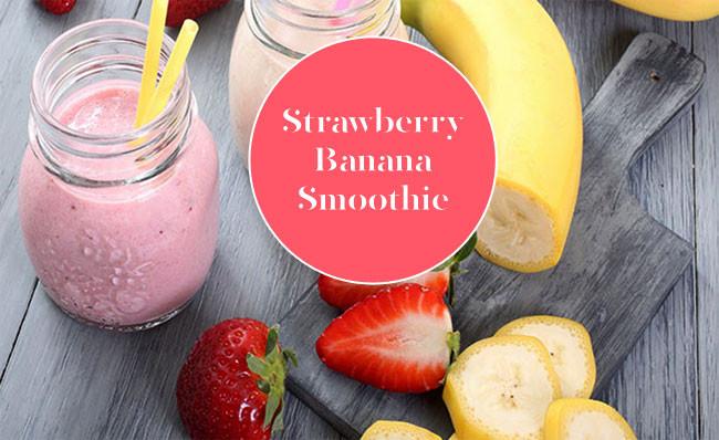 Healthy Strawberry Banana Smoothie Recipes For Weight Loss  5 Insanely Healthy Weight Loss Smoothies Recipes Bella