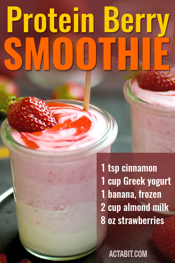 Healthy Strawberry Smoothie Recipes Weight Loss  4 Weight Loss Smoothies to Make at Home Easy and Healthy