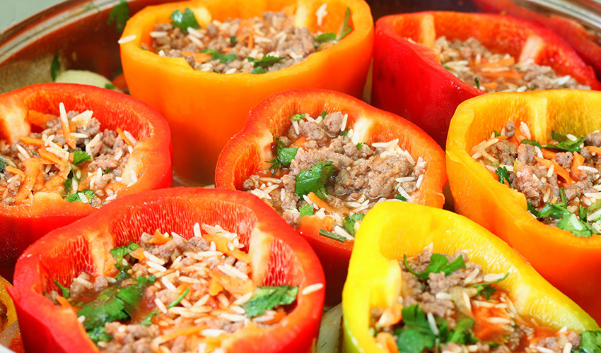 Healthy Stuffed Bell Peppers  11 Healthy Stuffed Peppers Recipes – Boston Magazine