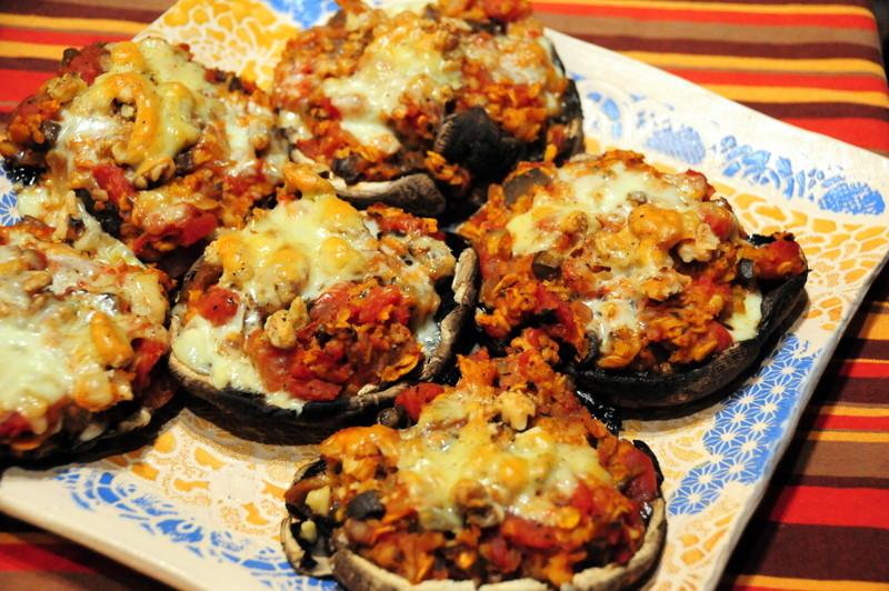 Healthy Stuffed Portobello Mushroom Recipes  Stuffed Portobello Mushrooms