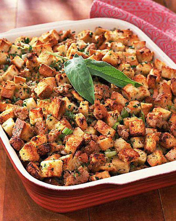 Healthy Stuffing Recipes For Thanksgiving  10 Healthy Recipes That Belong on Your Thanksgiving Table