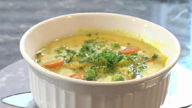 Healthy Substitute For Cream Of Chicken Soup  Video Cream of Chicken Soup Substitutes for Ve arians