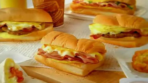 Healthy Subway Breakfast the Best Ideas for Subway Breakfast Sandwich Review Review Spew