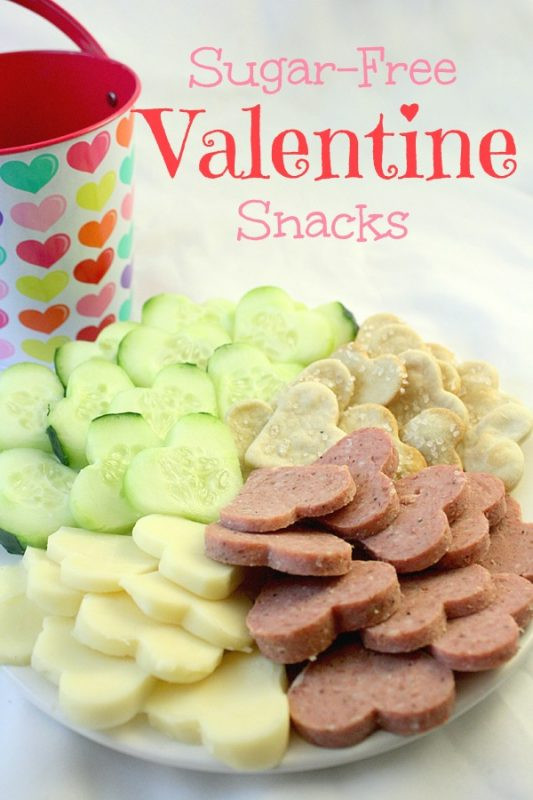 Healthy Sugar Free Snacks  12 Valentines Day Snack Ideas Dragonfly Designs