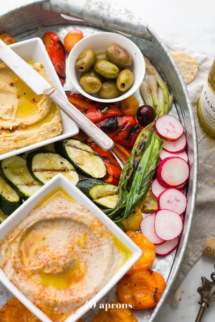 Healthy Summer Appetizers  Healthy Greek Appetizer Platter Healthy Appetizers 40