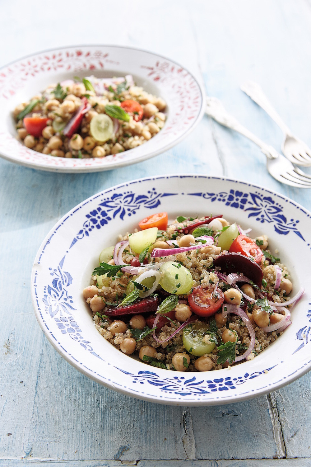 Healthy Summer Dinner Ideas  3 healthy dinner party recipes from Fearne Cotton Healthista