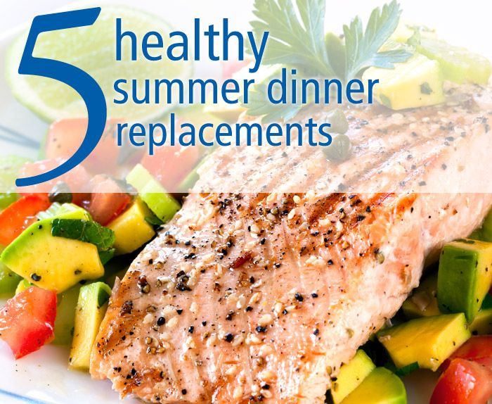 Healthy Summer Dinner  1000 images about Easy Dinner Ideas for Caregivers on