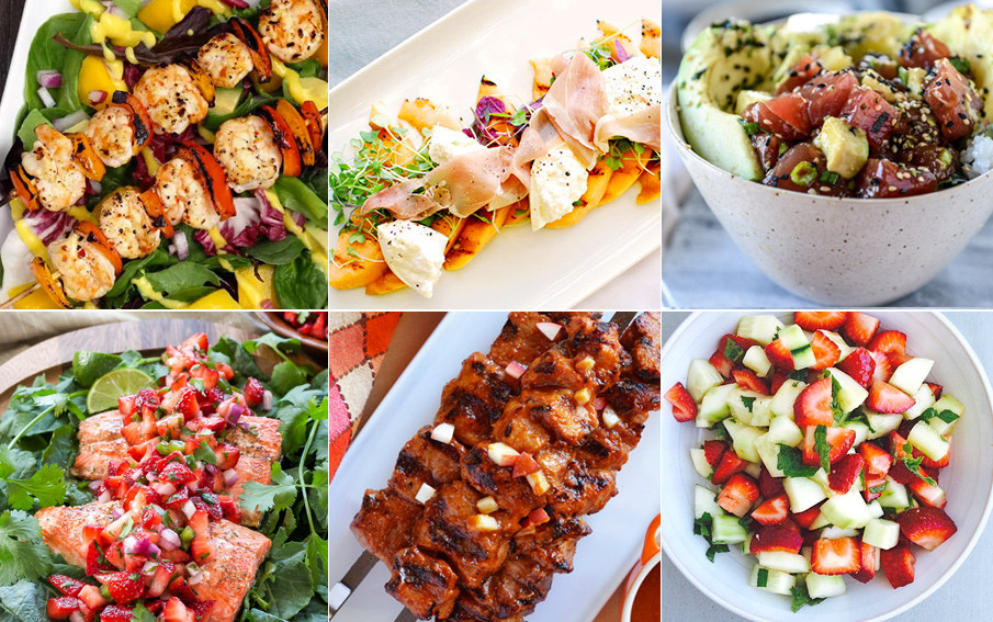 Healthy Summer Dinner  20 Summer Meals That Are Healthy& Delicious
