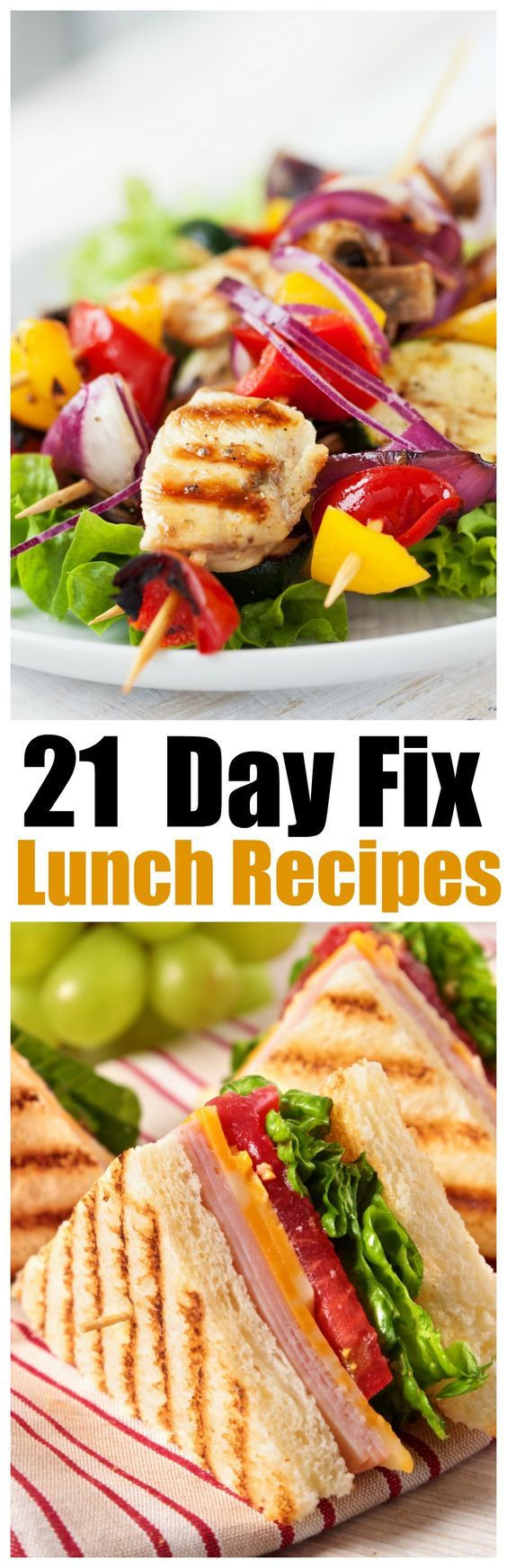 Healthy Summer Lunches  100 Summer lunch recipes on Pinterest