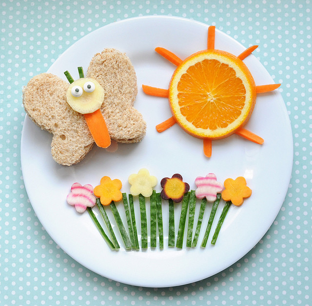 Healthy Summer Lunches  Be Different Act Normal Healthy Summer Lunch For Kids