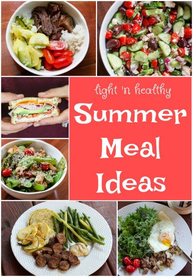 Healthy Summer Lunches  403 best Food Tested & Approved images on Pinterest