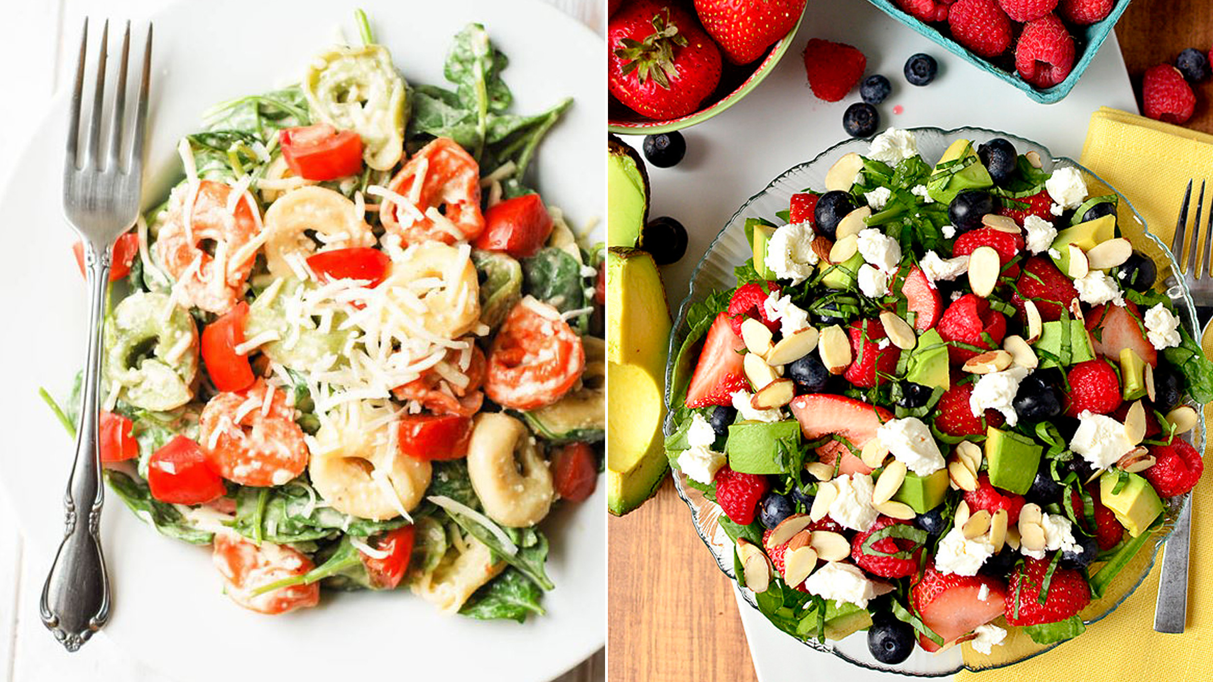 Healthy Summer Salads  7 Pinterest approved healthy summer salad recipes TODAY