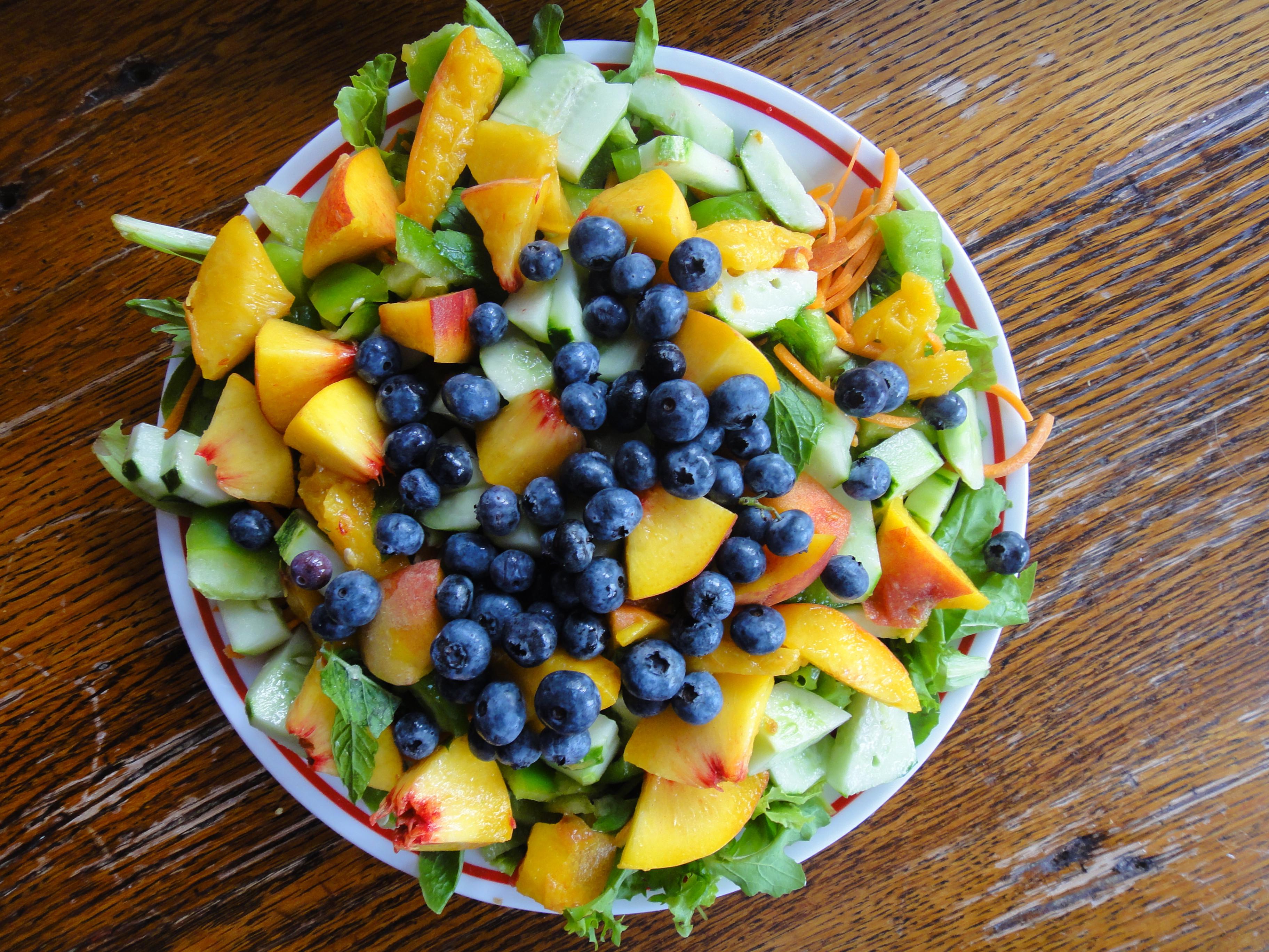 Healthy Summer Salads  63 Healthy Summer Salads