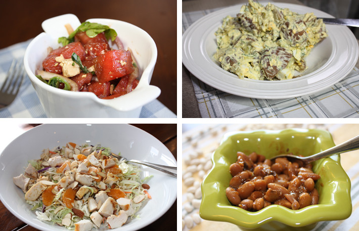 Healthy Summer Side Dishes  Healthy Summer Side Dishes Busy But Healthy