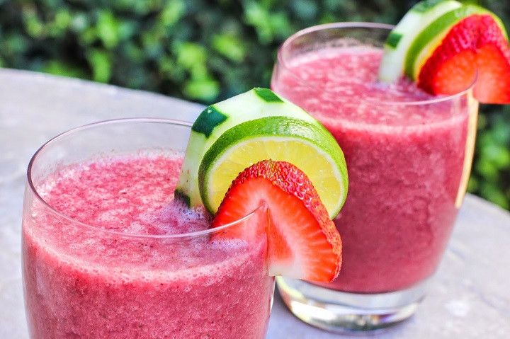 Healthy Summer Smoothies  Lemon Archives Amazing Healthy Food