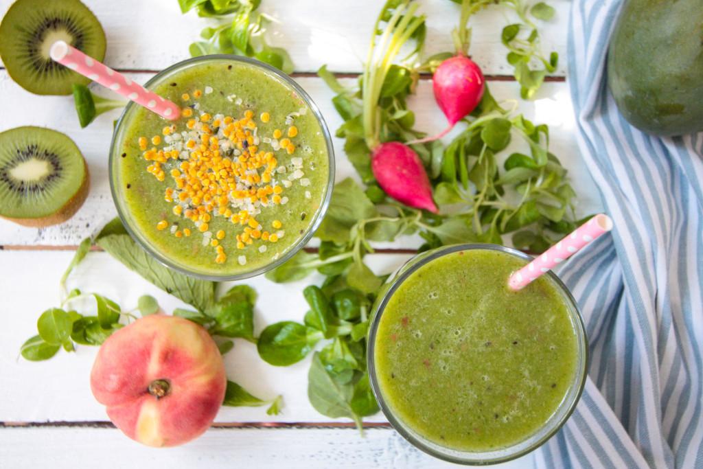 Healthy Summer Smoothies  Refreshing Green Summer Smoothie Heavenlynn Healthy