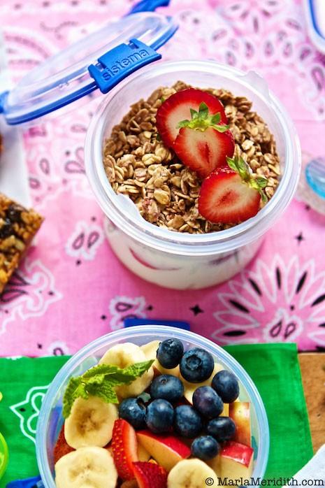 Healthy Summer Snacks  100 Healthy Delicious and Easy Lunchbox Snacks Marla