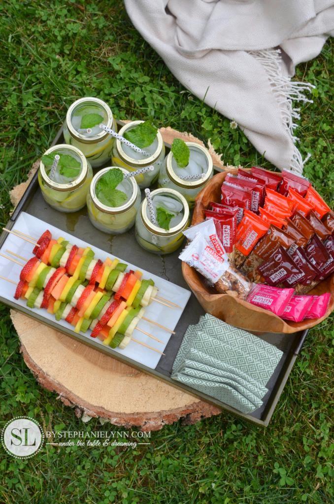 Healthy Summer Snacks  Healthy Summer Snacks with Taste of Nature