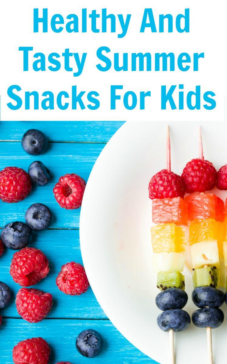Healthy Summer Snacks  4 Easy Christmas Treats To Make And Give