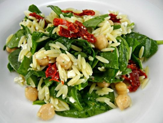 Healthy Summer Vegetarian Recipes  Summer Salad Recipe Roundup Salad Recipes