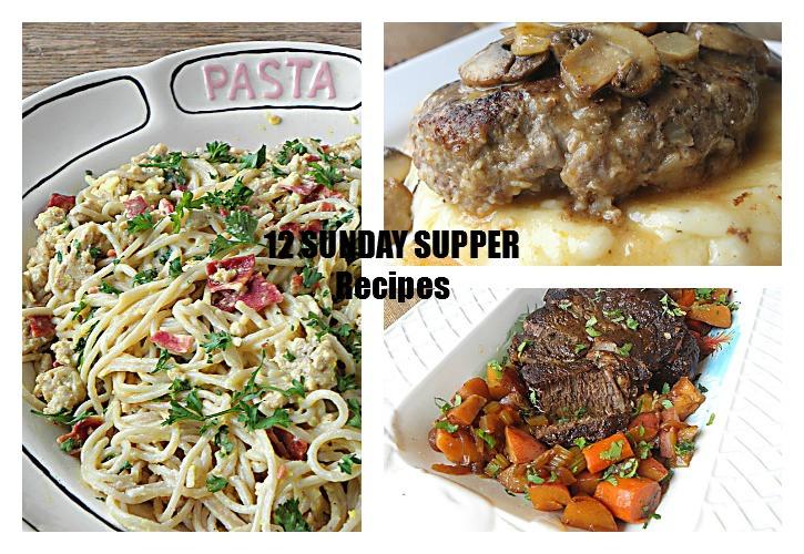 Healthy Sunday Dinner  12 Healthy Gluten Free Sunday Supper Recipes
