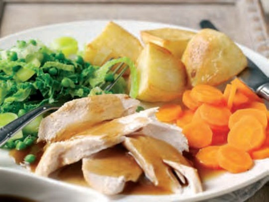 Healthy Sunday Dinner  Healthy Recipes for Weight Loss for Two with Chicken for