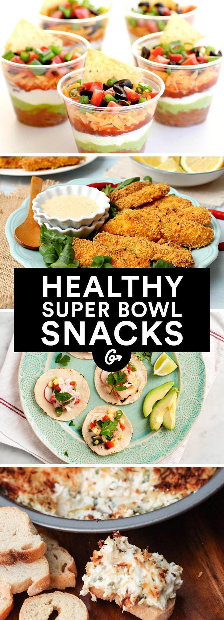 Healthy Super Bowl Appetizers  1000 images about Weight Loss and Healthy Lifestyle Tips