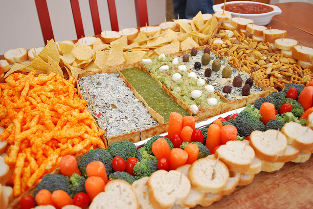 Healthy Super Bowl Appetizers  Your game plan for healthier football snacks