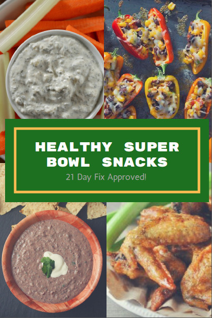 Healthy Super Bowl Appetizers  Healthy Super Bowl Appetizers Hilary Dickson Fitness