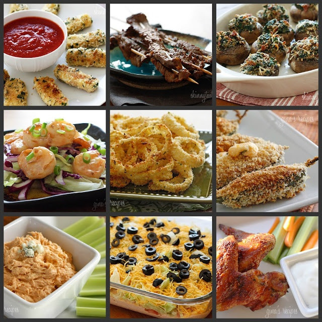 Healthy Super Bowl Appetizers  79 Best images about Healthy appetizers on Pinterest