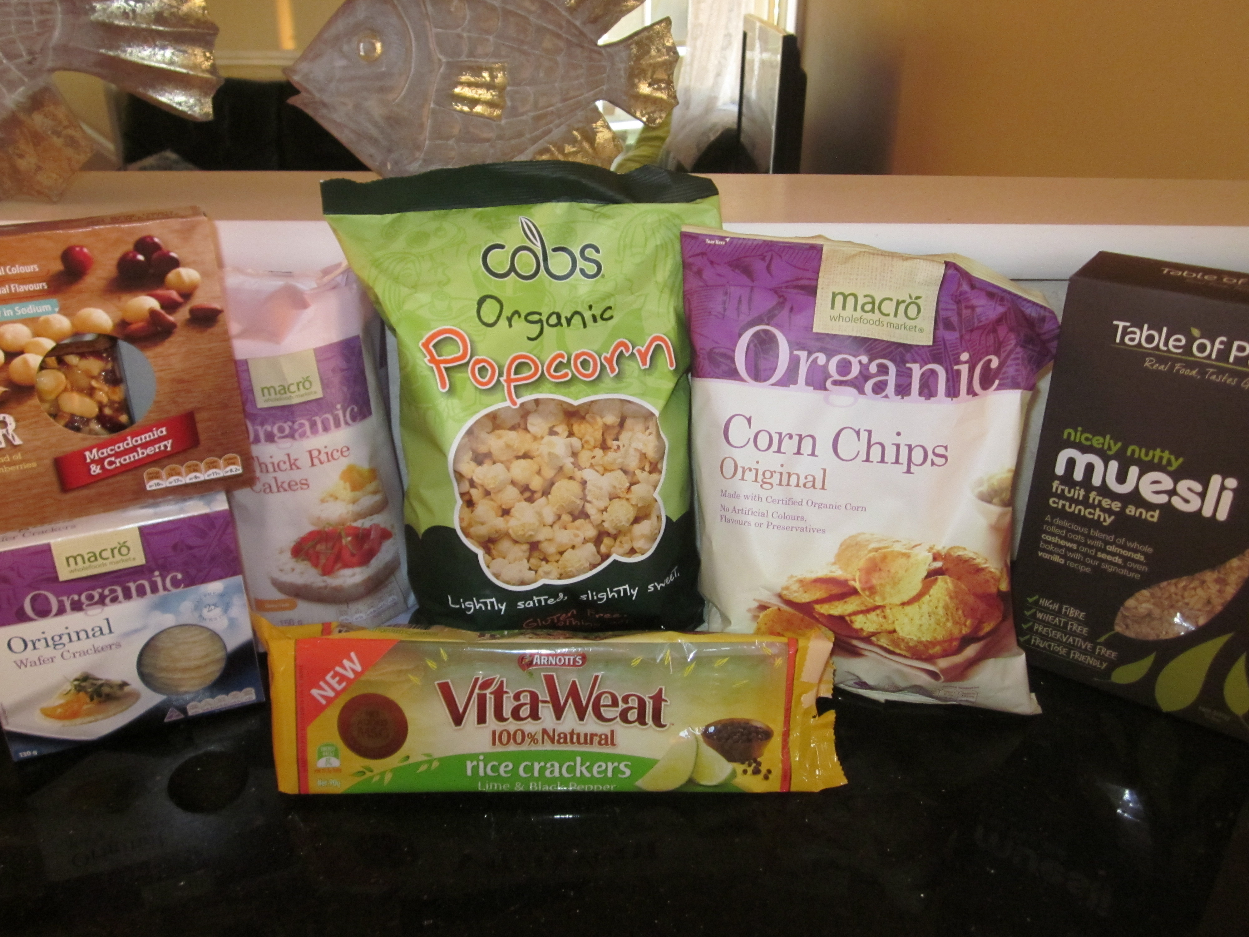 Healthy Supermarket Snacks  What I Bought at the Grocery Store Healthy Foods
