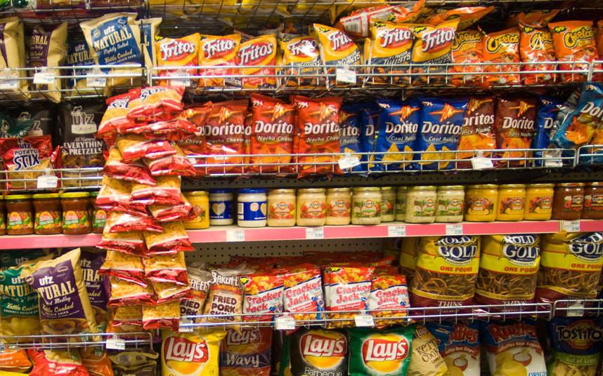 Healthy Supermarket Snacks  Supermarket price promotions encourage unhealthy eating