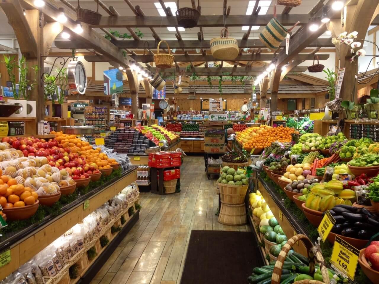 Healthy Supermarket Snacks  Most Unhealthy Foods in Healthy Food Stores