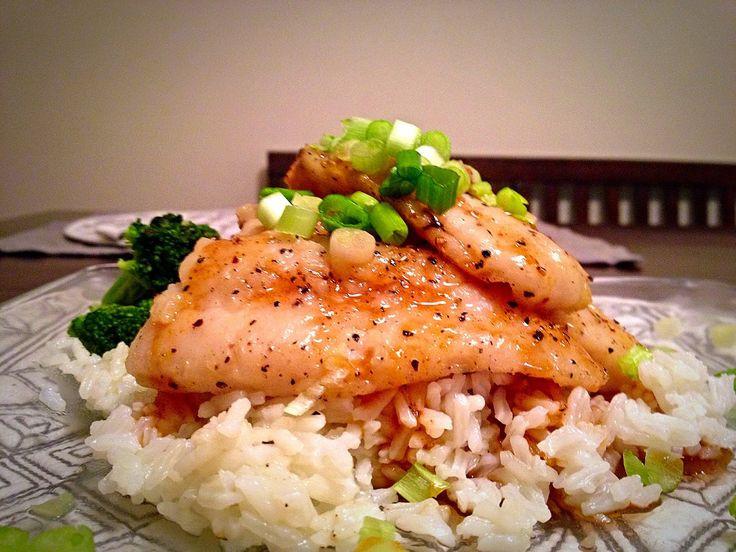 Healthy Swai Fish Recipes  Asian Glazed Swai Fish Recipe