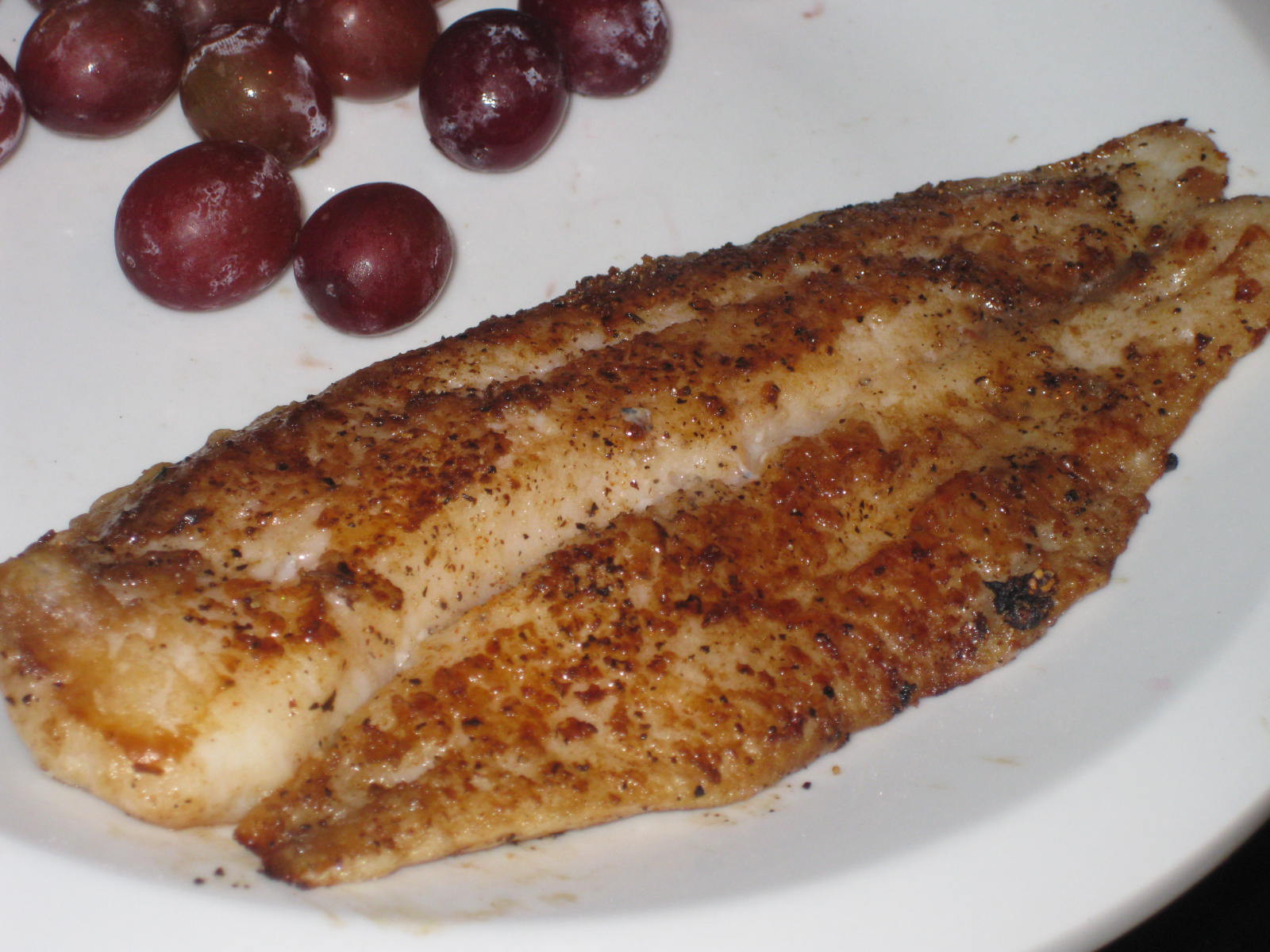 Healthy Swai Fish Recipes  Holly s Healthy Home Cooking Pan seared Swai Fish