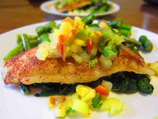 Healthy Swai Fish Recipes  Swai Bake with White Wine Lemon Garlic Sauce The Dinner