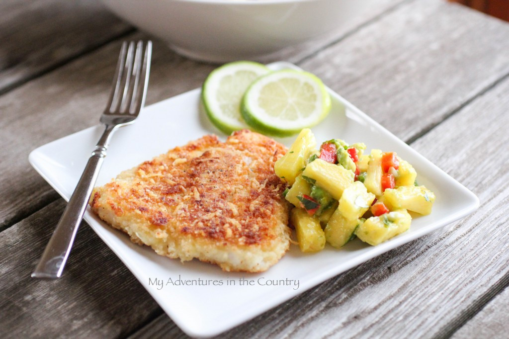 Healthy Swai Fish Recipes  Panko and Parmesan Crusted Swai