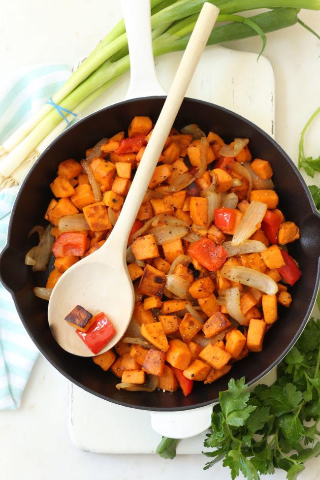 Healthy Sweet Breakfast  Healthy Breakfast Burritos The Harvest Kitchen