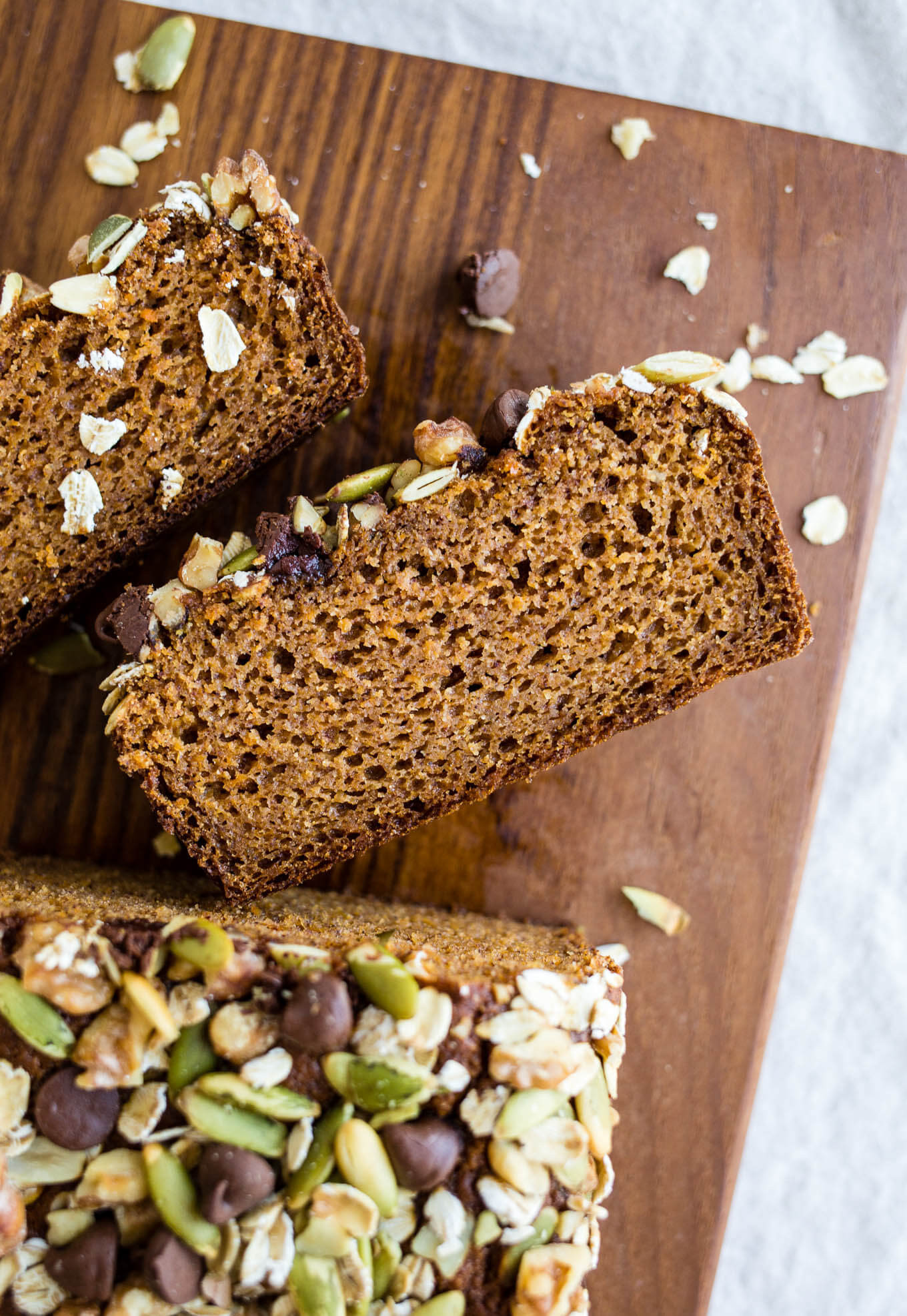 Healthy Sweet Potato Bread  Healthy Sweet Potato Bread Gluten Free – Salted Plains