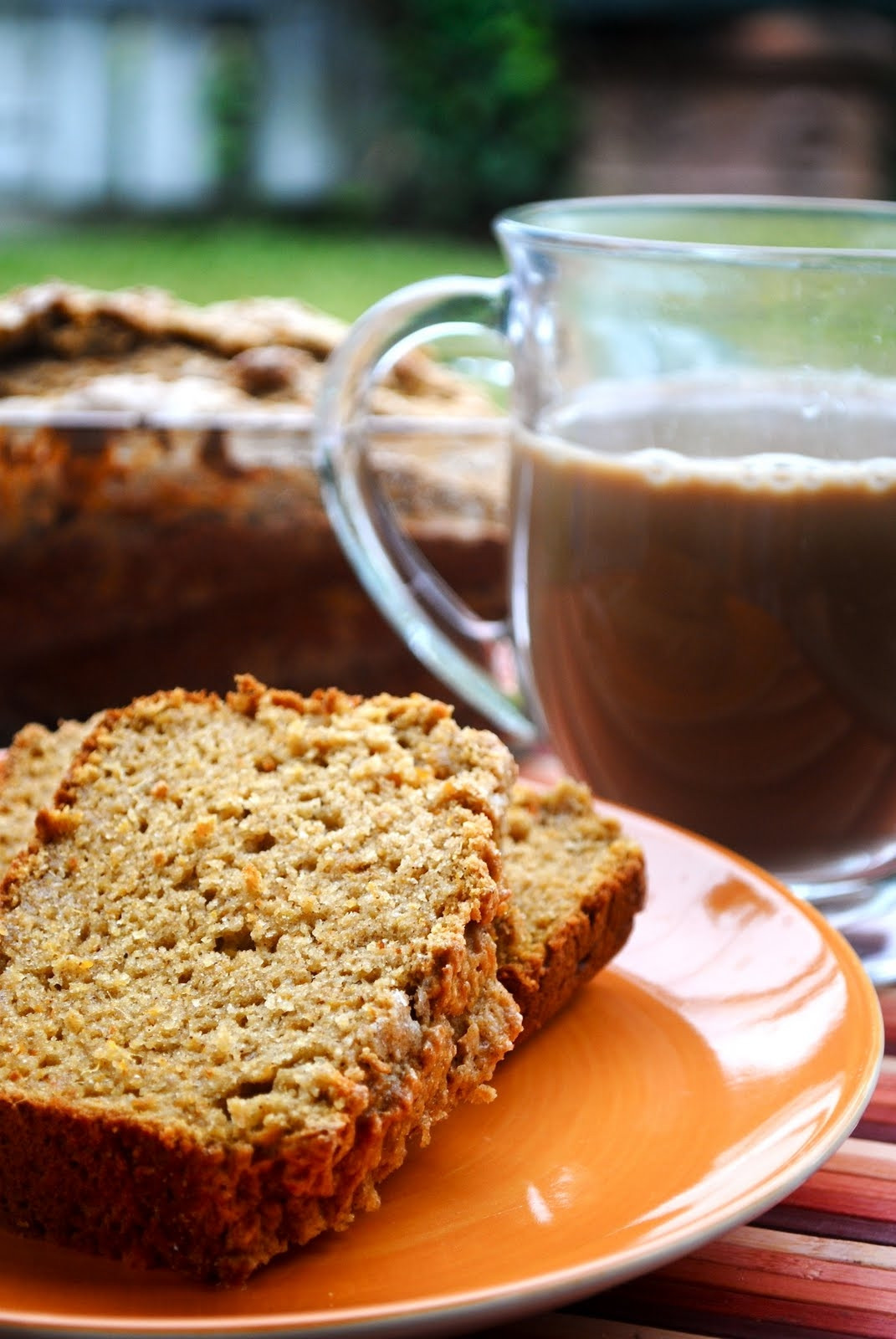 Healthy Sweet Potato Bread  Sweet Potato Bread healthified