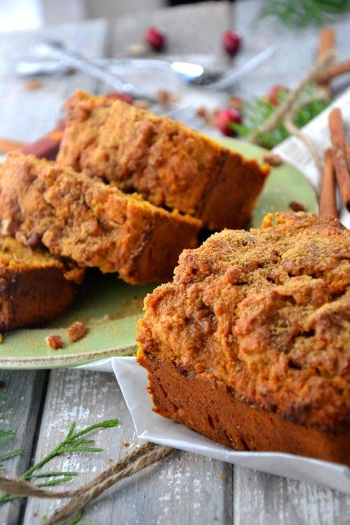 Healthy Sweet Potato Bread  Dairy Free Recipe
