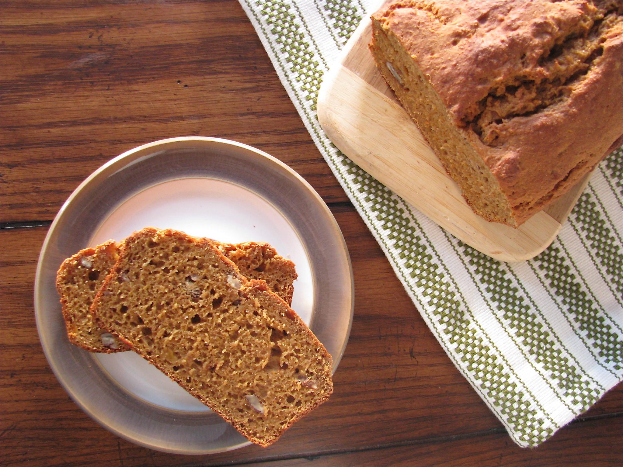 Healthy Sweet Potato Bread  Sweet Potato Quick Bread