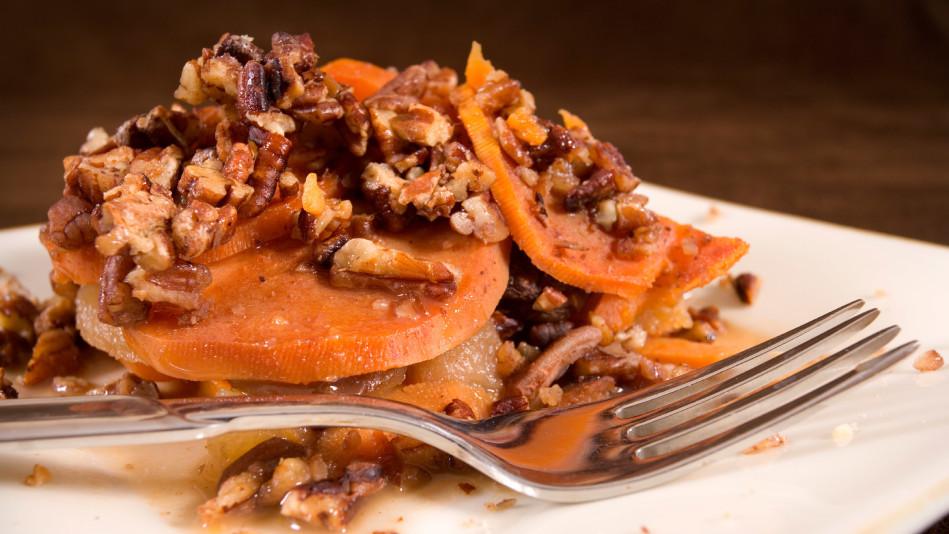 Healthy Sweet Potato Dessert  What Nutritionists Eat for Dessert – Healthy Dessert Ideas