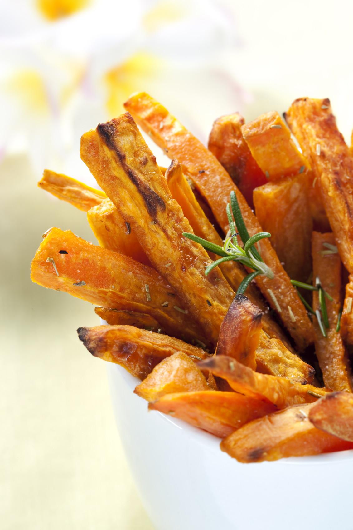 Healthy Sweet Potato Fries  Healthy Sweet Potato Fries Salt Free Recipes